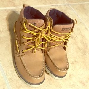 Boys Sperry Top-Sider boots